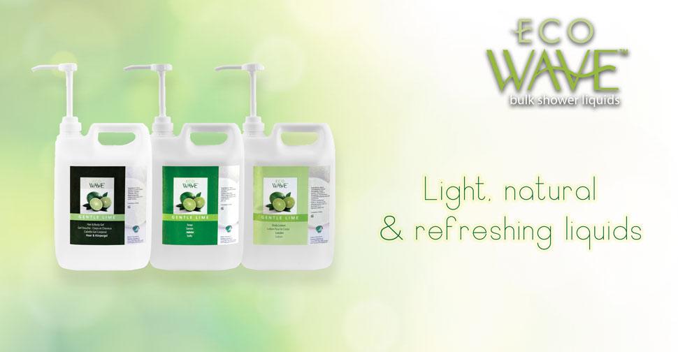 EcoWave Bulk Shower Liquids