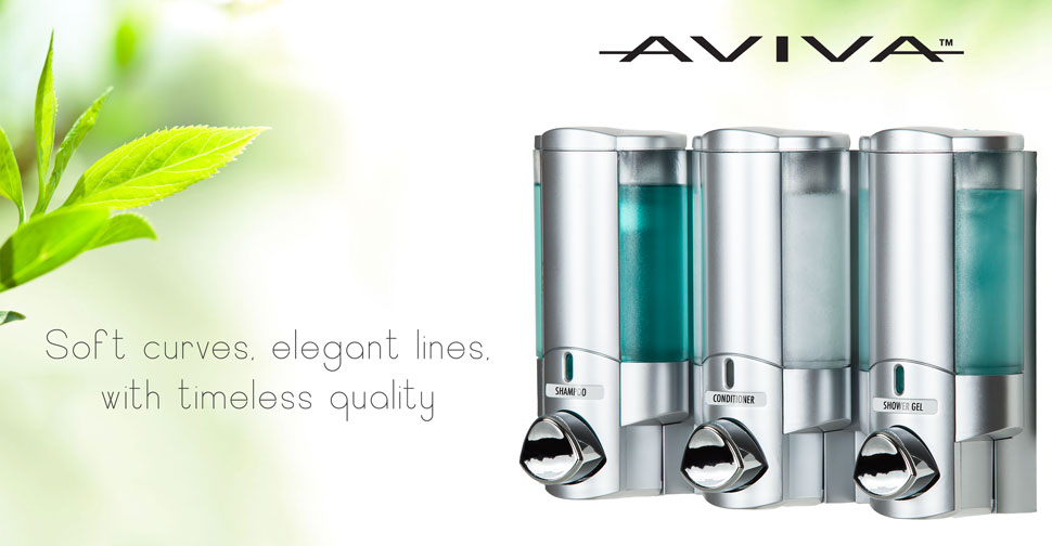 Aviva: Soft curves, elegant lines, with timeless quality